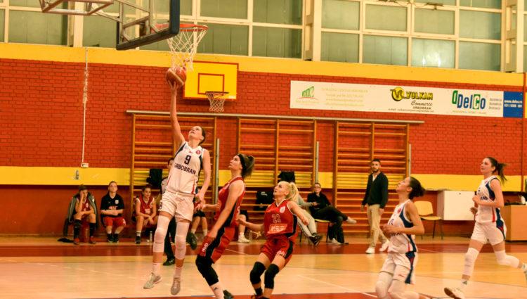 Ubedljivo dobijeno 2. kola kupa Vojvodine za košarkašice